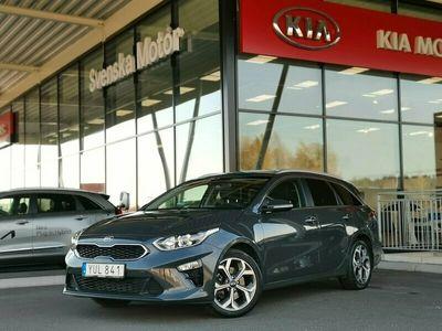 begagnad Kia cee'd Sportswagon 1.4 T-GDI DCT 140Hk Aut Advance Plus