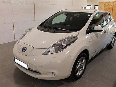 begagnad Nissan Leaf Acenta Tekna 2015, Halvkombi