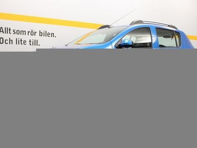 begagnad Dacia Sandero II 0,9 90hk Stepway Prestige -15