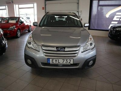 begagnad Subaru Outback 2.5 CNG 4WD Lineartronic, 173h
