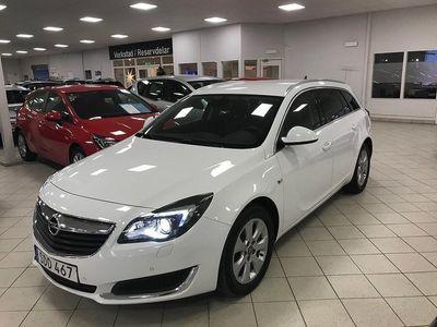 begagnad Opel Insignia Sports Tourer 2.0 CDTI 4x4 Euro 6 170hk
