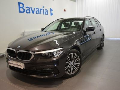 used BMW 520 d xDrive Touring Steptronic Sport Line Connected Winter