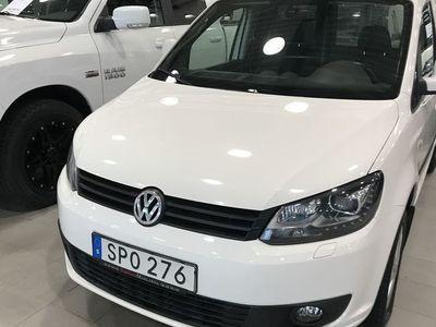 begagnad VW Caddy 1.6 TDI Skåp DSG
