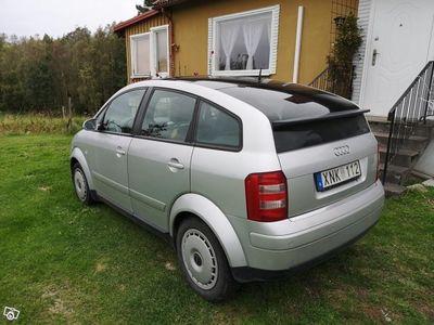 begagnad Audi A2 1.4tdi -03