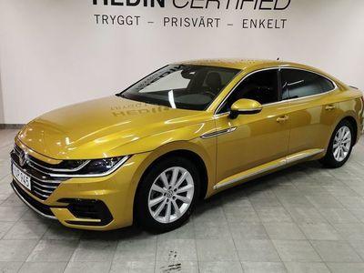 begagnad VW Arteon 2.0 TDI 4 Motion DSG Executive / / Vinterhjul