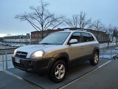 gebraucht Hyundai Tucson 2.7 V6 4WD / AUT / DRAG