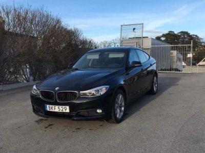begagnad BMW 320 Gran Turismo d xDrive 184hk Advantage Ed -14