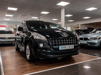 begagnad Peugeot 3008 1.6 THP 2010, SUV 49 900 kr