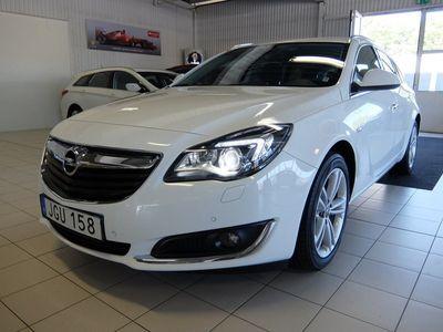 begagnad Opel Insignia Sports Tourer Business 2,0 CDTI 170hk 4X4
