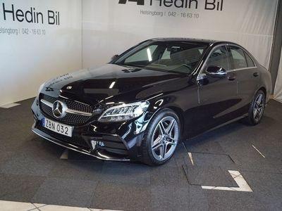 begagnad Mercedes C220 d Sedan / AMG Line