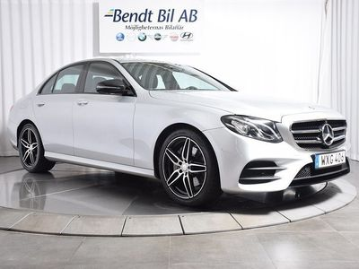 used Mercedes E220 9G-Tronic AMG Sport