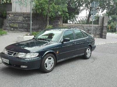 begagnad Saab 9-3 -02