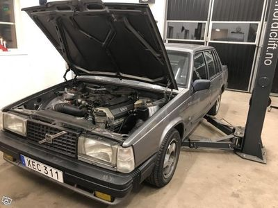 used Volvo 740 V8 M60B40 -88