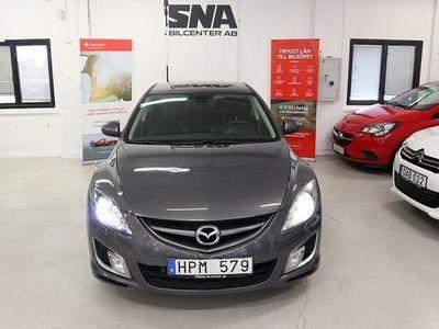 begagnad Mazda 6 Sedan 2.5 Sport 170hk DRAG P-Hjälp M-Värmare