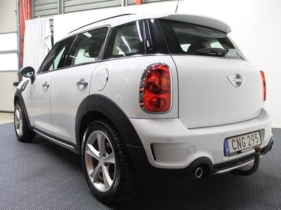 begagnad Mini Cooper SD Countryman ALL4 (143hk)