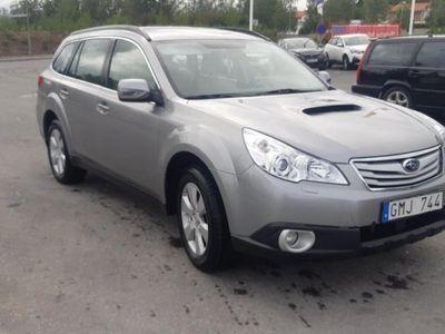 begagnad Subaru Outback Business 2.0D -11