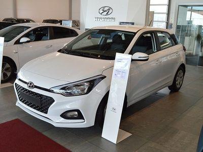 begagnad Hyundai i20 1.25 84 Hk 5D Life