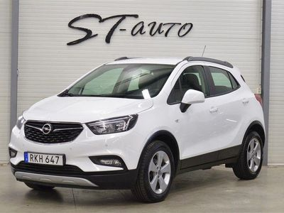 begagnad Opel Mokka X