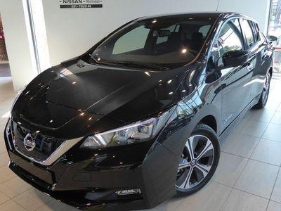 begagnad Nissan Leaf E+ N-CONNECTA MY19.5 62 KWH