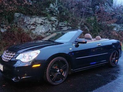 begagnad Chrysler Sebring Cabriolet 2.7L Limitid Hard top Obs!84900kr