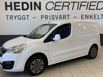 begagnad Peugeot Partner 1.6 Blue Hdi 75hk Pro+