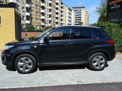 begagnad Suzuki Vitara 1.6 VVT Exclusive / Värm/ Drag/