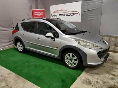 begagnad Peugeot 207 1.6 VTi Sport+ 120hk