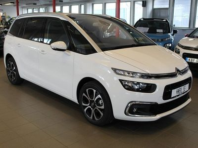 begagnad Citroën C4 Grand SpacetourerPureTech 130hk EAT8 Shine