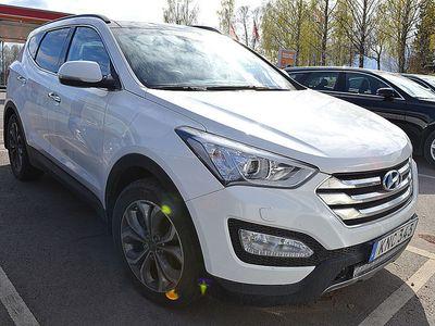 begagnad Hyundai Santa Fe 2014, SUV 189 000 kr