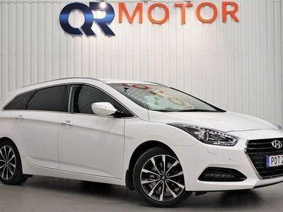 begagnad Hyundai i40 cw 1.7 CRDi DCT Euro 6 141hk