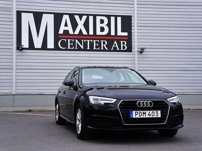 begagnad Audi A4 TDI D-Värmare S Tronic Proline Drag 2017, Personbil 209 500 kr