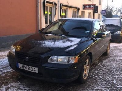begagnad Volvo S60 2.4 -07