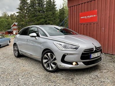 begagnad Citroën DS5 2.0 HDi Automat, 5100Mil, Panoram -13