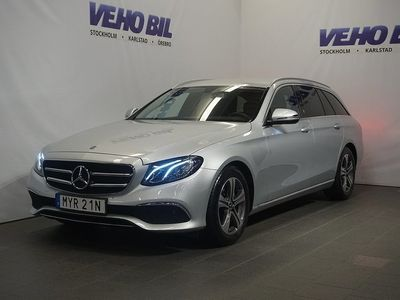 begagnad Mercedes E220 E-KlassT 9G-Tronic Euro 6 194hk