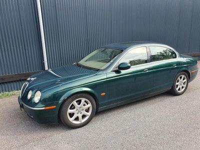 begagnad Jaguar S-Type Auktion Sodtech.se