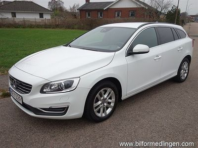 usado Volvo V60 D3 150hk Momentum BE Aut Euro6 BLIS -16