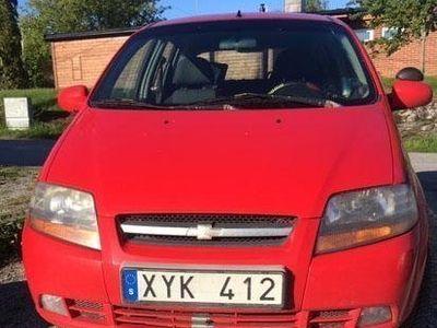 begagnad Chevrolet Kalos 5-dörrars