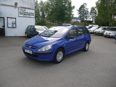 begagnad Peugeot 307 1.6 XR / NY BES 2020-08