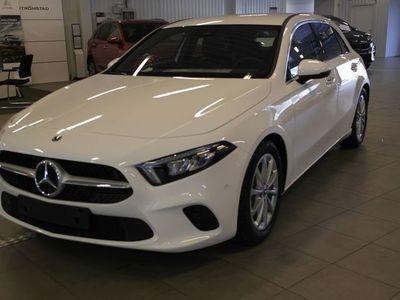 begagnad Mercedes 180 A-KLASSD/DEMOBIL