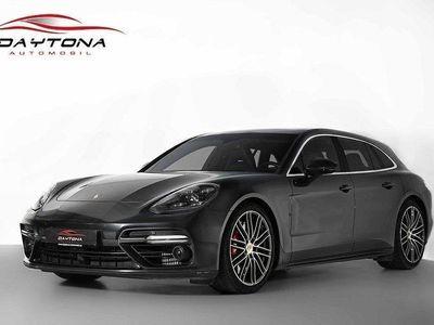 begagnad Porsche Panamera Turbo Sport Turismo 550HK /