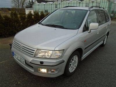 begagnad Mitsubishi Space Wagon 2,4 / 6-SITS / AUT /