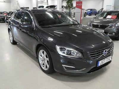 begagnad Volvo V60 D4 Geartronic Momentum Euro 6 181hk