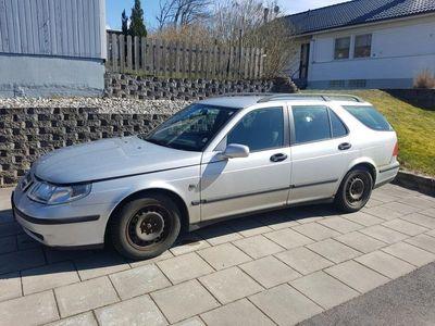 begagnad Saab 9-5 Linear Sport Combi M1