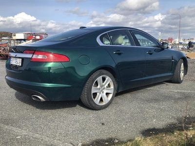 begagnad Jaguar XF 4.2 V8 Premium Luxury 298hk
