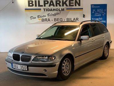 begagnad BMW 318 i Touring 143hk / FINANS