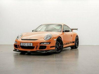 begagnad Porsche 911 GT3 RS 997 Clubsport 415hk