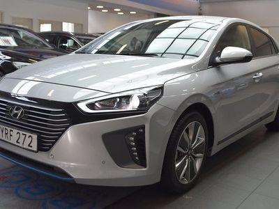 begagnad Hyundai Ioniq Hybrid Premium + Navi / BLIS / Backkamera