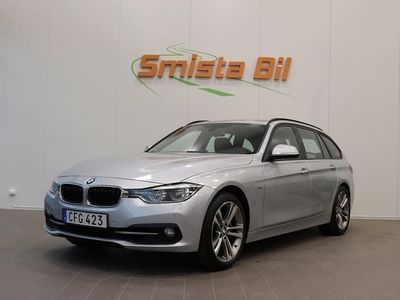 begagnad BMW 335 d xDrive Touring xDrive, Sport line, Eu6 313hk