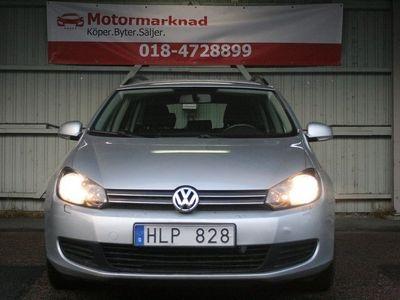 begagnad VW Golf Variant 1.6 TDI Style 105hk