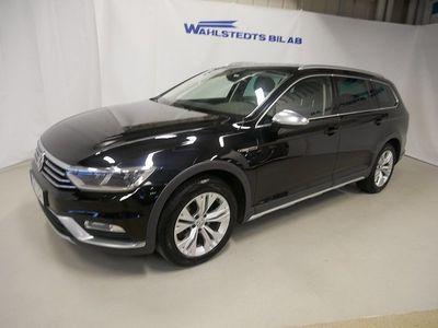 begagnad VW Passat Alltrack Sportscombi TDI 190 DSG EXECUTIVE EDITION